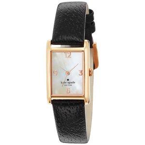 Kate Spade Cooper Watch (black)